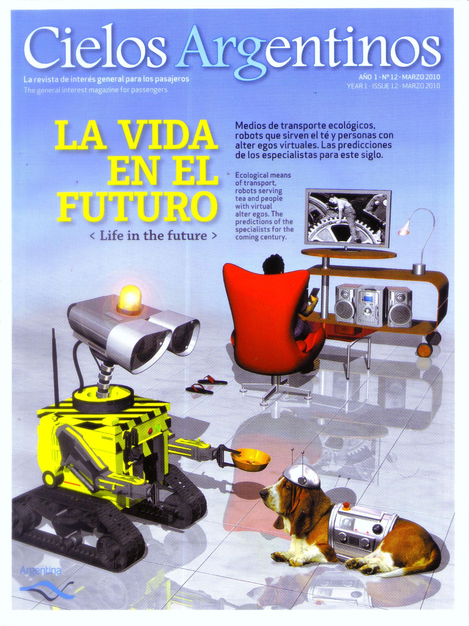 LA VIDA DEL FUTURA