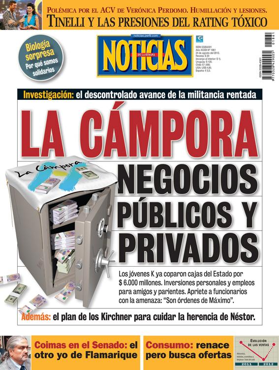 LA CAMPORA NEGOCIOS PUBLICOS Y PRIVADOS